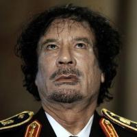Фотогалерея: Жизнь и смерть Муаммара Каддафи
