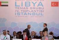 Турция против войны с Муамаром Каддафи