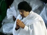 На смерть полковника Каддафи