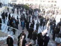 Таджикские мусульмане выгнали муфтия из мечети...