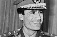 Не надо посмертно обожествлять Каддафи