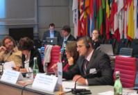 """""""Альраид"""" участовал на заседании ОБСЕ по обсуждению исламофобских спекуляций в публичных дискуссиях в Вене"""