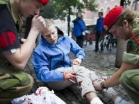 Общее число погибших от терактов в Норвегии — почти 90 человек