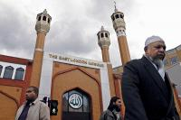 Мечеть Восточного Лондона отмечает столетие