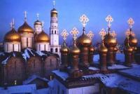Москва церквями будет произрастать