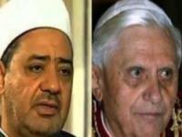 Шейх Аль-Азхара требует официальных извинений от Папы Римского