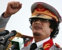 М.Каддафи выступил с новым обращением к нации
