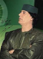 Человек года - Каддафи лидирует даже на сайтах прозападной ориентации