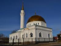 Мечеть в Серове распахнула свои двери для прихожан