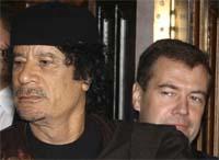 Только Россия может уговорить Каддафи уйти по-хорошему