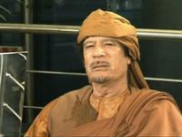 Каддафи назвал Саркози военным преступником