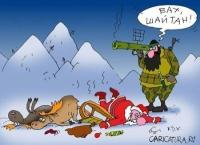 После убийства новогоднего божка «Деда Мороза» эксперты заговорили о «талибанизации» таджикских мусульман