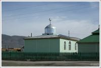 Имам на Алтае молит Аллаха, что бы власти разрешили открыть закрытую ими  мечеть