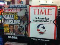 В США выпущен отчет о главных исламофобах и исламоедах страны