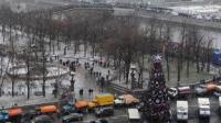 Начало митинга на Болотной площади 10 декабря (видео)