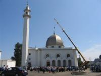 В Уфе возобновлено строительство мечети «Рамазан»