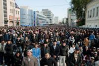 Молитва на снегу. Нужны ли мусульмане России?