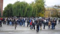 Митинг в Буйнакске