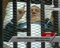 В Египте возобновился суд над Мубараком