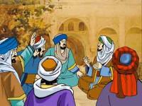 Господин ансаров Саад ибн Муаз, да будет доволен им Аллах, почитаемый у своего Господа