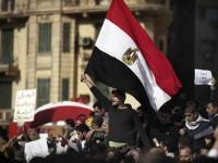 Египетские мусульмане вышли на митинг в поддержку христиан