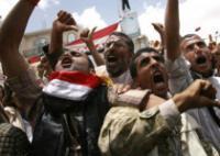 Десятки тысяч человек вышли на демонстрации в Йемене с требованием отставки президента страны
