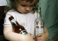 Страшные цифры алкоголизации московских детей