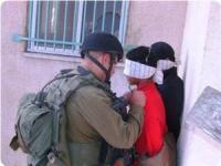 За неделю оккупационные войска и полиция схватили 73 палестинца