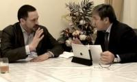 Интервью Максима Шевченко с заместителем Председателя Правительства Дагестана Ризваном Курбановым