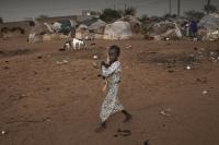 Голод населения Африки