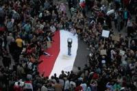 Египет, антиправительственные протесты населения