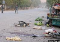 Смерть во время похорон в Афганистане