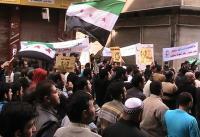 Массовые протесты в сирийском Хомсе встретили наблюдателей ЛАГ