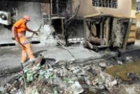 Тридцать шиитских паломников погибли в результате взрыва бомбы в иракской провинции Ди-Кар