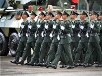 Китай вводит войска на Памир
