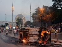 Турция: Бунт бессмысленный и беспощадный