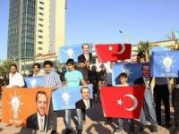 Эрдогана поддержали в столице Курдистана