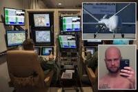 Бывшего оператора беспилотника преследуют кошмары