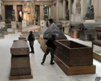 """Ограбление Египетского музея в Каире: """"Это были наши собственные люди"""""""