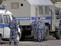 После обыска в мечети полиция задержала 300 мусульман