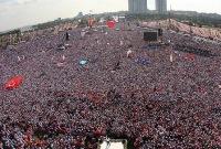 Против политики Эрдогана в Турции выступает не более 0, 001 % населения страны