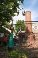 В Казани начали разборку мечети