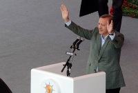 """Эрдоган: """"Мы не из тех, кто крушит и бесчинствует"""". Сотни тысяч поддержали Эрдогана в Анкаре"""