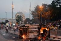 Алевиты Турции осуждают вандализм протестующих