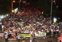 В Турции состоялась акция в поддержку египтян