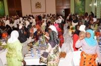 В президентском дворце провели ифтар для мусульманок