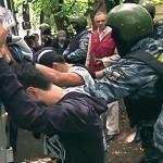 В мечети г.Яхромы прошли массовые задержания прихожан