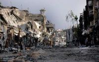 Блокадный город Хомс