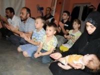 Сирийские беженцы в Рамадан молятся о мире