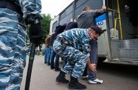 Реальность  зачистки рынка в столичном микрорайоне Матвеевское